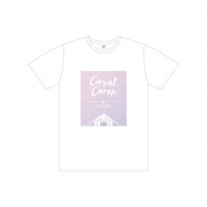 Tシャツ White サイズ:XL / SEVENTEEN JAPAN OFFICIAL FANCLUB MEETING 'CARAT CAMP'