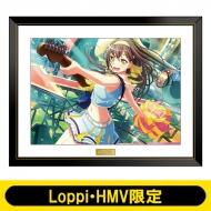 A4キャラファイングラフ(花園たえ)/ バンドリ!ガールズバンドパーティ!【Loppi・HMV限定】