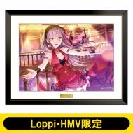 A4キャラファイングラフ(湊友希那)/ バンドリ!ガールズバンドパーティ!【Loppi・HMV限定】