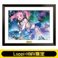 A4キャラファイングラフ(丸山彩)/ バンドリ!ガールズバンドパーティ!【Loppi・HMV限定】