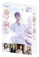 連続ドラマW 春が来た DVD BOX