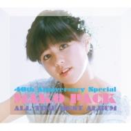 MAKO PACK [40th Anniversary Special] 〜オールタイム・ベストアルバム (2CD+2DVD)