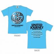 United Journey ツアーtシャツ / Blue