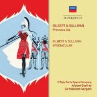 喜歌劇『王女アイダ』(ドイリー・カート・オペラ・カンパニー)、『ギルバート&サリヴァン・スペクタキュラー』(サージェント&ロイヤル・フィル)(2CD)