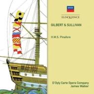 『軍艦ピナフォア』全曲 ジェイムズ・ウォーカー&ドイリー・カート・オペラ・カンパニー、ロイヤル・フィル(1971 ステレオ)(2CD)