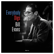 Everybody Digs Bill Evans (180グラム重量盤レコード/Not Now Music)