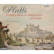 チェンバロ曲、オルガン曲全集 ステファノ・モラルディ(3CD)