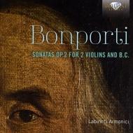 2台のヴァイオリンのためのソナタ集 ラビリンティ・アルモニチ