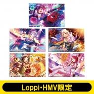 スクエアバッジセット(Afterglow)/ バンドリ!ガールズバンドパーティ!【Loppi・HMV限定】