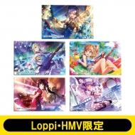 スクエアバッジセット(Roselia)/ バンドリ!ガールズバンドパーティ!【Loppi・HMV限定】