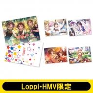クリアファイルセット(Poppin'Party)/ バンドリ!ガールズバンドパーティ!【Loppi・HMV限定】