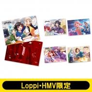 クリアファイルセット(Afterglow)/ バンドリ!ガールズバンドパーティ!【Loppi・HMV限定】