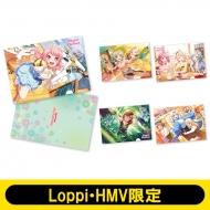 クリアファイルセット(Pastel*Palettes)/ バンドリ!ガールズバンドパーティ!【Loppi・HMV限定】