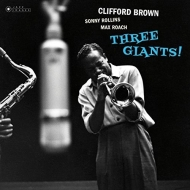 Three Giants! (180グラム重量盤レコード/Jazz Images)