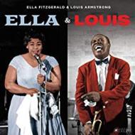 Ella & Louis (180グラム重量盤レコード/Jazz Images)