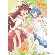魔法少女まどか☆マギカ 描き下ろしB2タペストリー(さやか&杏子 / Blossom)