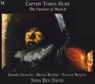 ヒューム、トバイアス(1569-1645)/Poeticall Musick: N.b.david / Consort De La Belle Feuille Etc