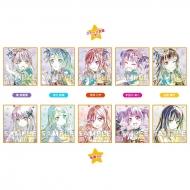 バンドリ! Ani-Artトレーディングミニ色紙 Roselia Ver.1BOX