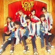 LOVE 【初回盤A】(+DVD)