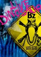 """B'z LIVE-GYM 2017-2018 """"LIVE DINOSAUR"""" (Blu-ray)"""