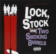 ロック、ストック&トゥー・スモーキング・バレルズ オリジナルサウンドトラック (2枚組アナログレコード)