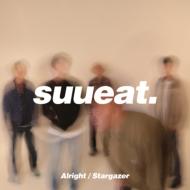 Alright / Stargazer 【300枚限定】(7インチシングルレコード)