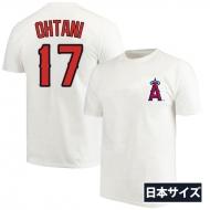 大谷翔平 A Tシャツ WHITE XL