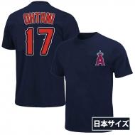大谷翔平 A Tシャツ NAVY XL