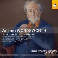 交響曲第4番、第8番、スコットランド変奏曲、ディヴェルティメント ジョン・ギボンズ&リエパーヤ交響楽団