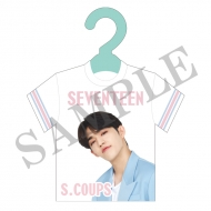 Tシャツメモ (S.COUPS)/ SEVENTEEN museum 2018