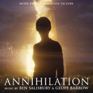 アナイアレイション -全滅領域-オリジナルサウンドトラック (45回転/2枚組アナログレコード)