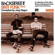 Backstreet Brit Funk Vol.2 Part Two (2枚組アナログレコード)