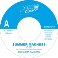 Summer Madness / A Summer Place (7インチシングルレコード)