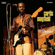Curtis Mayfield Featuring The Impressions (180グラム重量盤レコード)