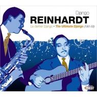 Le Dernier Django: The Ultimate Django 1951-1953 (3CD)