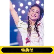 《特典付き》 namie amuro Final Tour 2018 〜Finally〜(東京ドーム最終公演+25周年沖縄ライブ+5月東京ドーム公演)【Blu-ray3枚組】