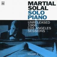 Solo Piano: Unreleased 1966 Los Angeles Sessions Vol.2