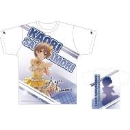 両面フルグラフィックTシャツ Lサイズ 桜守歌織 アイドルマスター ミリオンライブ