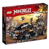 LEGO 70654 ニンジャゴー ハンティング・デスストライカー