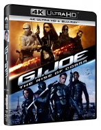 G.I.ジョー [4K ULTRA HD +Blu-rayセット]