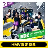 《特典ポスター付き》 BDZ 【初回限定盤A】 (CD+DVD)
