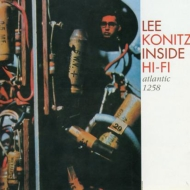 Inside Hi-Fi <ジャズ・アナログ・プレミアム・コレクション>【初回生産限定盤】(180グラム重量盤レコード)