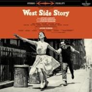 ウエストサイド物語 オリジナルサウンドトラック (180グラム重量盤レコード/Del Ray)