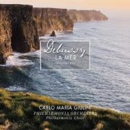 海、夜想曲:カルロ・マリア・ジュリーニ指揮&フィルハーモニア管弦楽団、フィルハーモニア合唱団 (アナログレコード/Vinyl Passion)