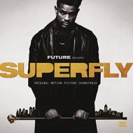 フューチャー完全プロデュース!『SUPERFLY』サントラが黒&金アナログ化