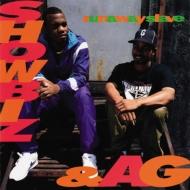 SHOWBIZ & A.G.『Runaway Slave』がアナログ再発