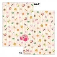 星のカービィ ふわふ和コレクション クリアファイル 1 カービィともぐもぐ和菓子