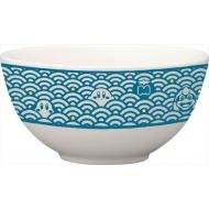 星のカービィ ふわふ和コレクション 茶碗 カービィたちと青海波