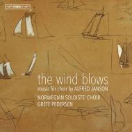 『風は思いのままに吹く〜合唱のための音楽』 グレーテ・ペーデシェン&ノルウェー・ソリスト合唱団