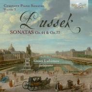 Piano Sonatas Op, 44, 77, : Lubimov(Fp)